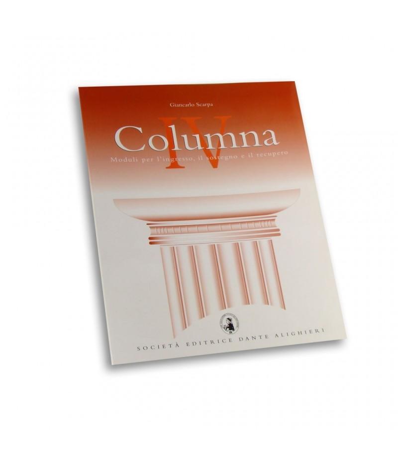 Scarpa G., COLUMNA  Vol. IV