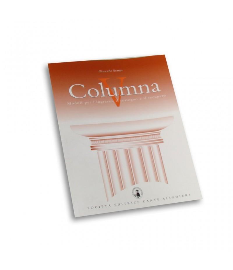Scarpa G., COLUMNA Vol. V