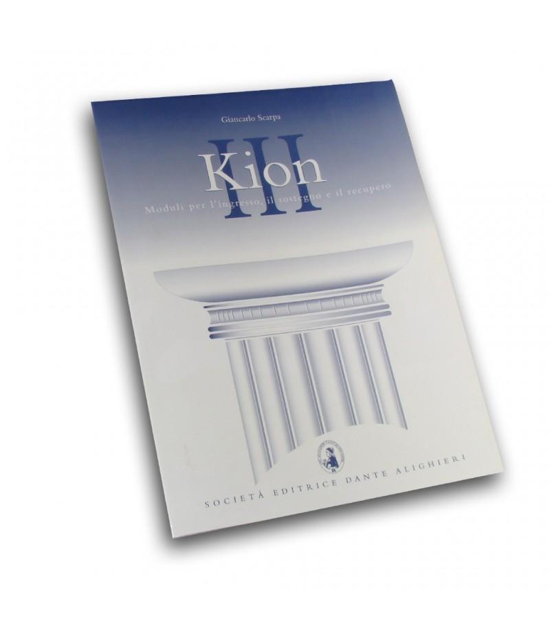 Scarpa G., KION Vol. III