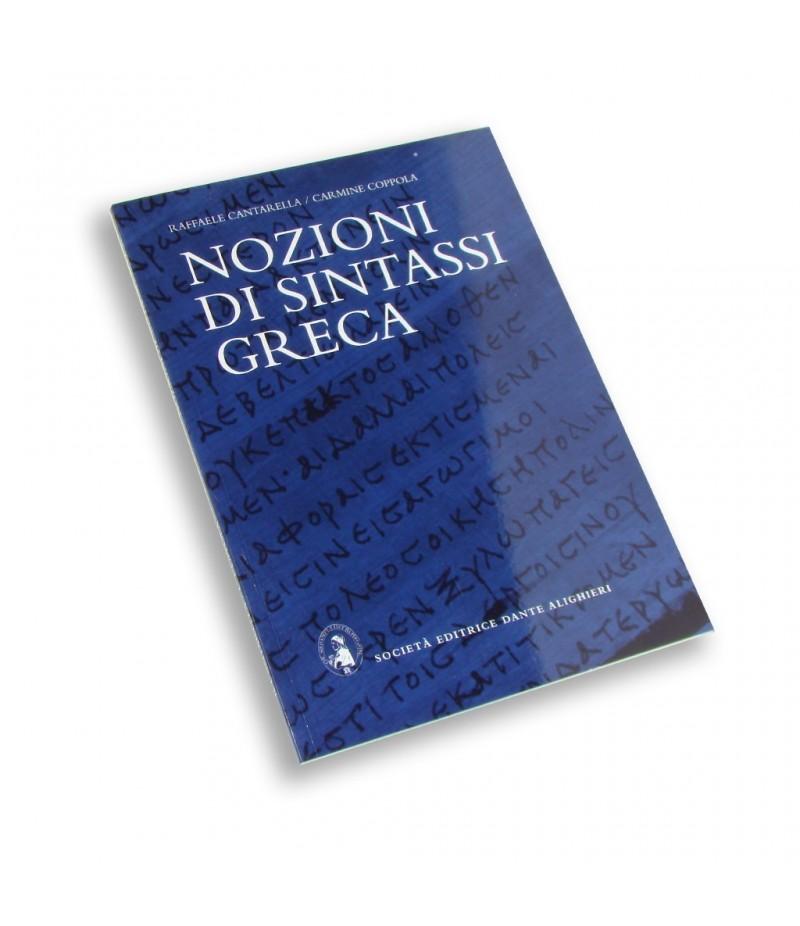 Cantarella R.- Coppola C., NOZIONI DI SINTASSI GRECA