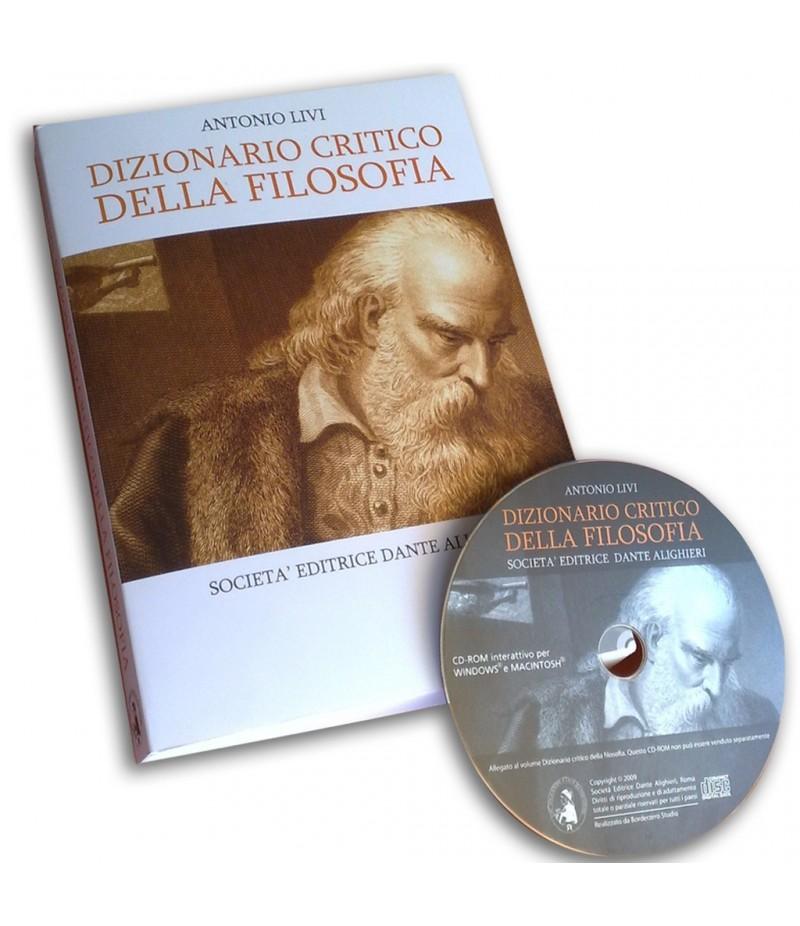 Livi A. - DIZIONARIO CRITICO DELLA FILOSOFIA con CD-ROM
